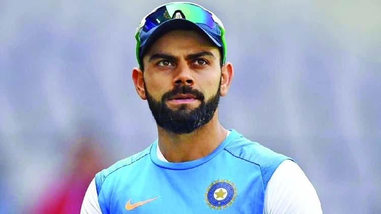 Virat Kohli tops ICC rankings as best test batsman