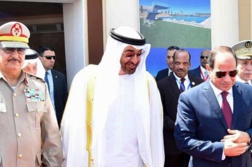 As a dark force in the Middle East, the UAE hinders regional peace, democracy, freedom