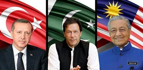 One vision, 3 countries: Turkey, Pakistan, Malaysia