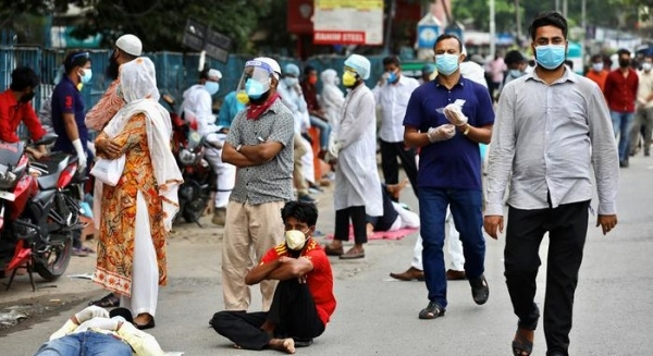 Bangladesh reports 39 more deaths from coronavirus, 2907 new cases