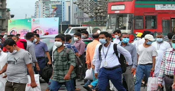 Mobile court to ensure wearing masks
