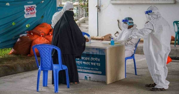 Coronavirus: Bangladesh detects 2,996 new cases, 33 more die