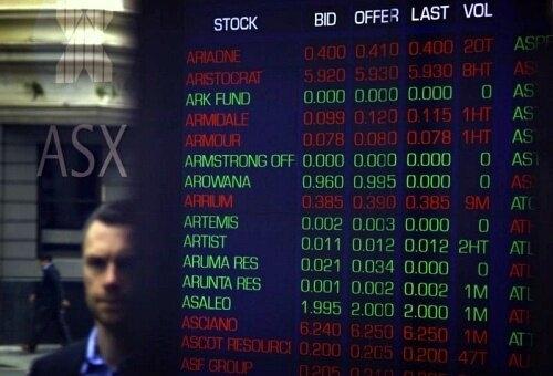 Asian stocks slump, gold jumps after dovish Fed