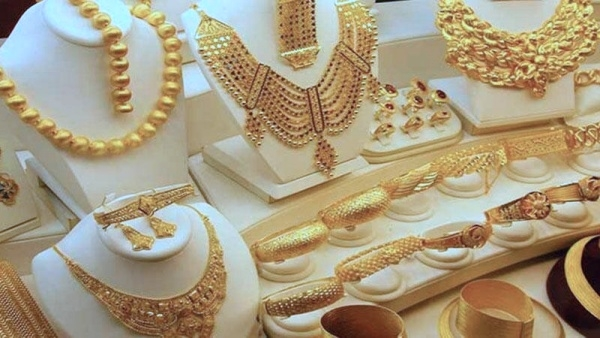 Gold price drops in the country