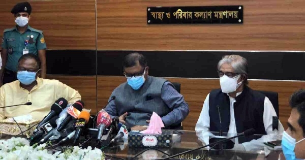 Working to bring Covid-19 vaccine to Bangladesh: Health Minister
