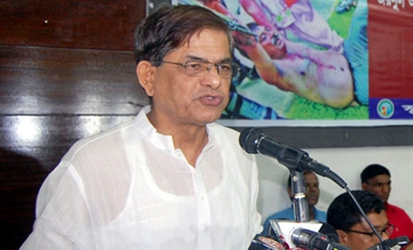 A scary atmosphere gripped country, alleges BNP