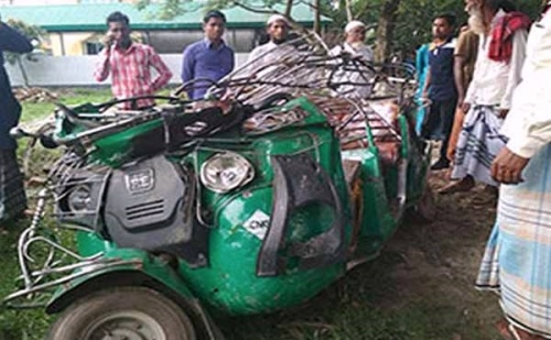 5 killed in Sylhet road accident
