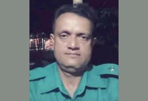 ASI Ashek at hospital in  Raihan murder case