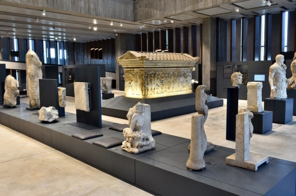 Troy Museum: Unique journey into layers of ancient city's legends, myths
