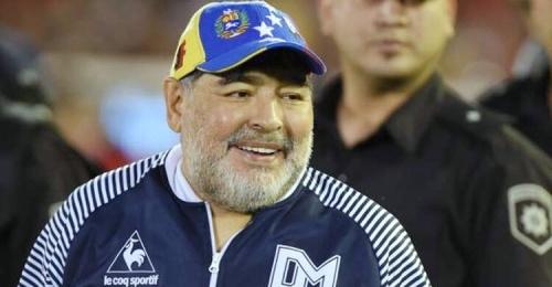 Maradona undergoes successful brain surgery on blood clot