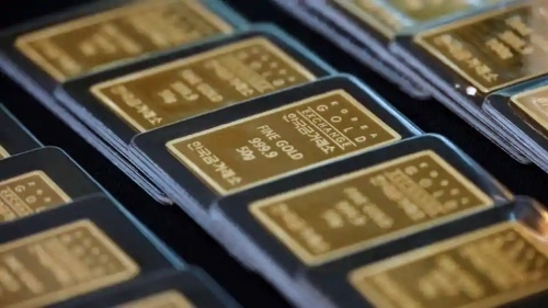 Spot gold prices fall as US awaits outcome of election results