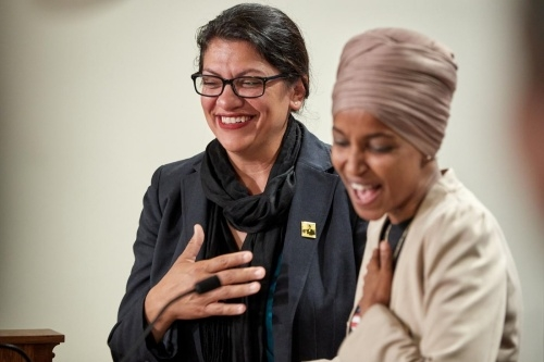 US elections 2020: Rashida Tlaib and Ilhan Omar win re-election