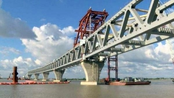 36th span of Padma Bridge to be installed today