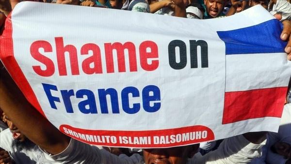 Bangladesh slams French politician who calls for ban