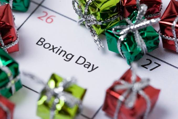 Online shopping hits Boxing Day 2020 covid-19 sale!!!