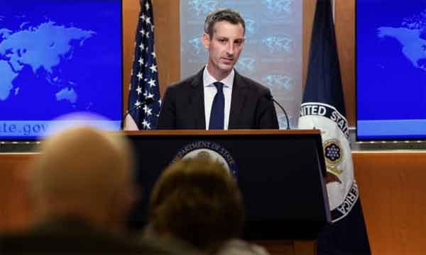 No change in policy on Kashmir, says U.S.