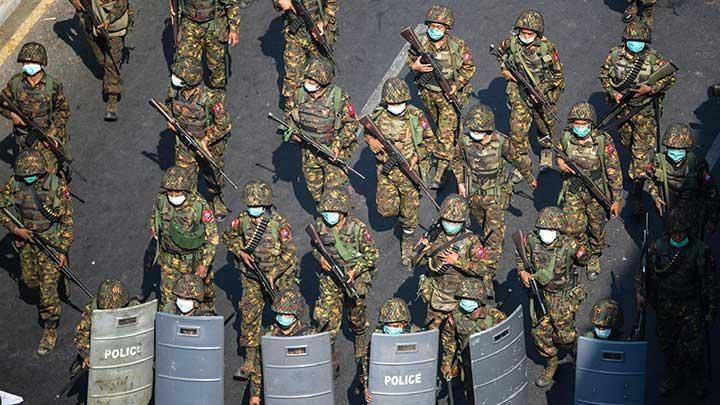 US blocked Myanmar junta attempt to move $1bn