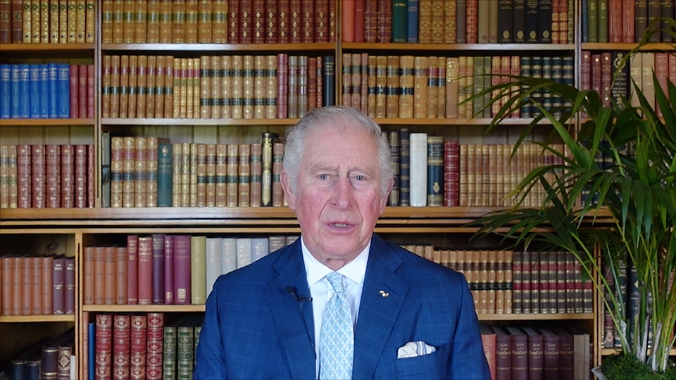 HRH The Prince of Wales congratulates Bangladesh on its Golden Jubilee