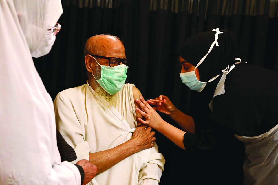 South Asian doctors answer most popular questions about COVID-19 vaccine