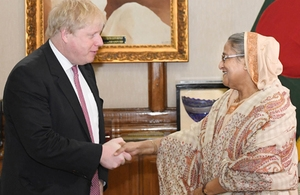 UK Prime Minister congratulates Bangladesh on golden jubilee