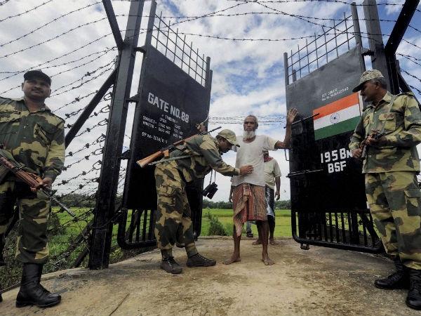 Bangladesh shuts border with India from Monday morning