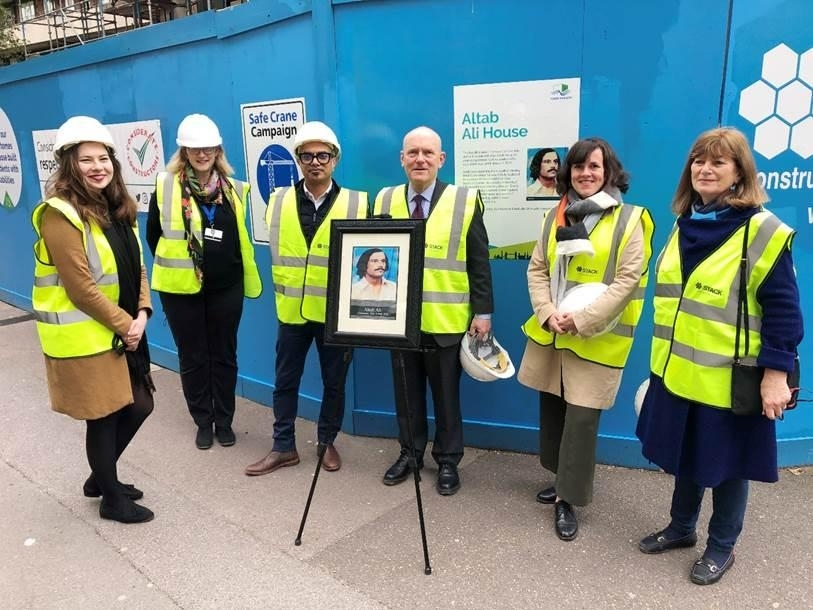 Tower Hamlets unveils Altab Ali House as new council home development