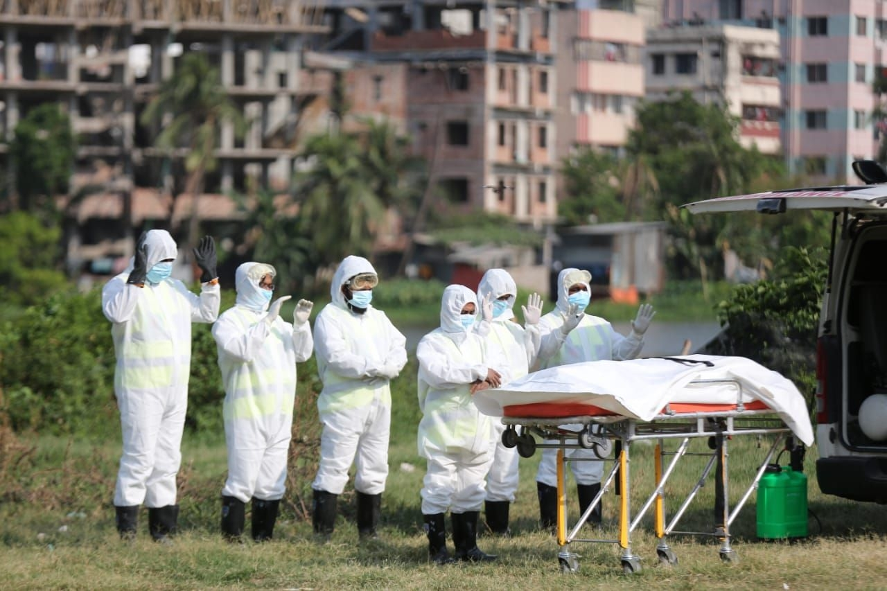 Bangladesh reports highest-ever 230 Covid deaths, 11,874 cases in 24 hrs