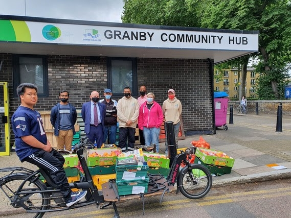 Tower Hamlets launched its £3m Covid recovery fund