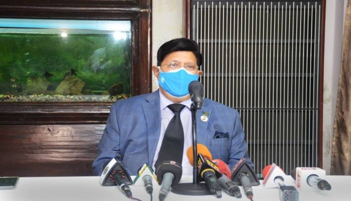 Govt orders 75m doses Chinese Sinopharm vaccine: Momen