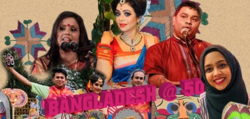 Bangladesh @ 50: Celebrating Together