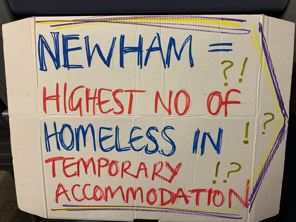Newham Council opens public consultation on homelessness