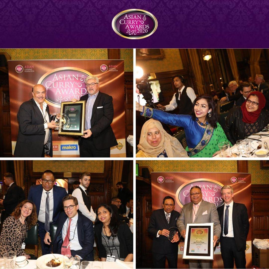 Asian Restaurant Awards Shortlist Announced