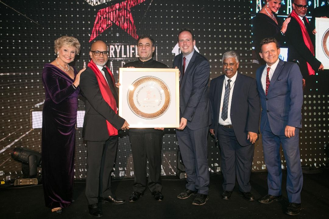 Best chefs and restaurateurs were crowned at the Curry Life Awards 2021 in London